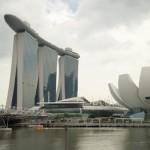 シンガポール旅行 1日目